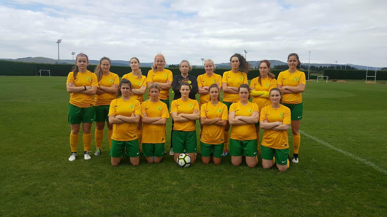 vuwafc Women's Team